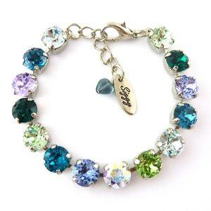 Swarovski Crystal Winter Frost Bracelet